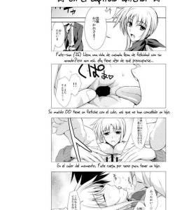 Hentai Porno - Ore to Nanoha to One Room (Obseción por los Culos) - hentai-manga-online