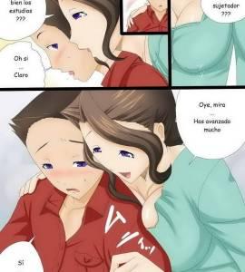 Hentai Porno - Tomando el Te con mi Mama Tetona - hentai-manga-online