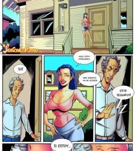 Hentai Porno - Door To Door #2 - comics-porno-xxx